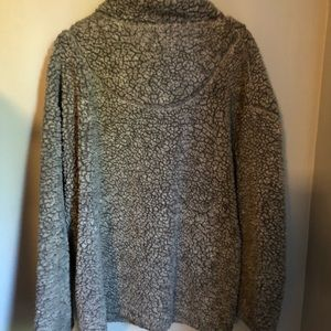 Big fluffy sweater